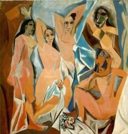 Les demoisellesd'Avignon