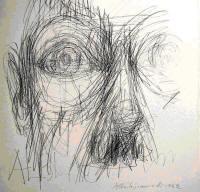 Σχεδιο του Αλμπερτο Τζιακομετι