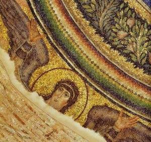Άγγελος από τον Άγιο Γεώργιο, Ροτόντα, Θεσσαλονίκη
