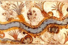 Τοιχογραφία της Θήρας, 17ος αιώνας π.Χ.