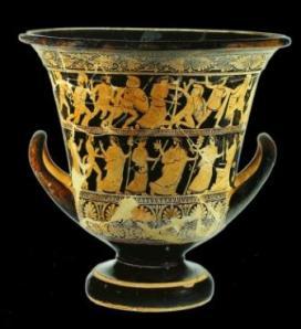 Σύντομη Εισαγωγή στην Αρχαία Ελληνική Αγγειογραφία
