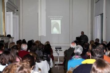 Διάλεξη στο Μουσείο Κυκλαδικής Τέχνης