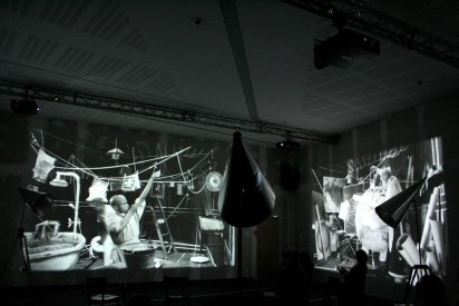 William Kentridge at Maxxi, Roma