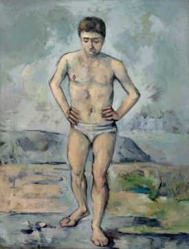 Paul Cézanne: Le Grand Baigneur (1888)