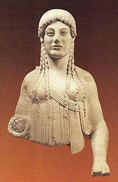 Η Κόρη του Ευθυδίκου (π. 490 π.Χ.)