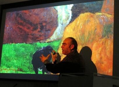 Μουσείο Κυκλαδικής Τέχνης, 6 Φεβ. 2012