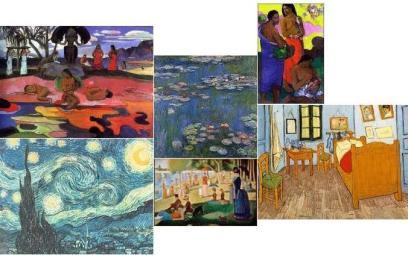 Εισαγωγή στην μοντέρνα τέχνη: Το πέρασμα από τον 19ο στον 20ο αιώνα. Στο Μουσείο Κυκλαδικής Τέχνης.