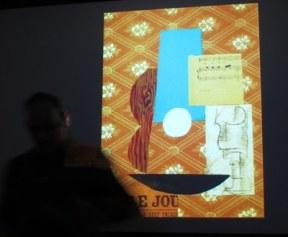 Κυβισμός (στο Μουσείο Κυκλαδικής Τέχνης)