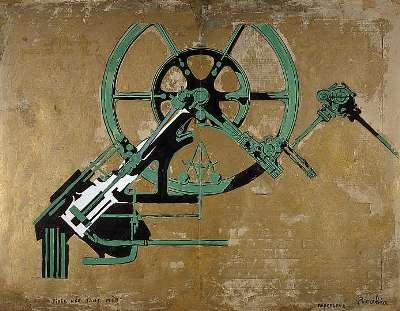 Francis Picabia: Fille née sans mère (c. 1916)