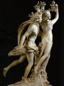 "Gian Lorenzo Bernini, ""Apollo e Dafne"" (1622–25)"