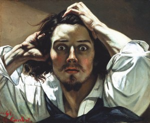 Gustave Courbet: Le desespere