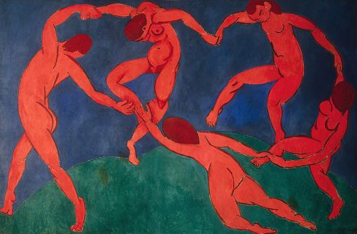 Matisse, Dance