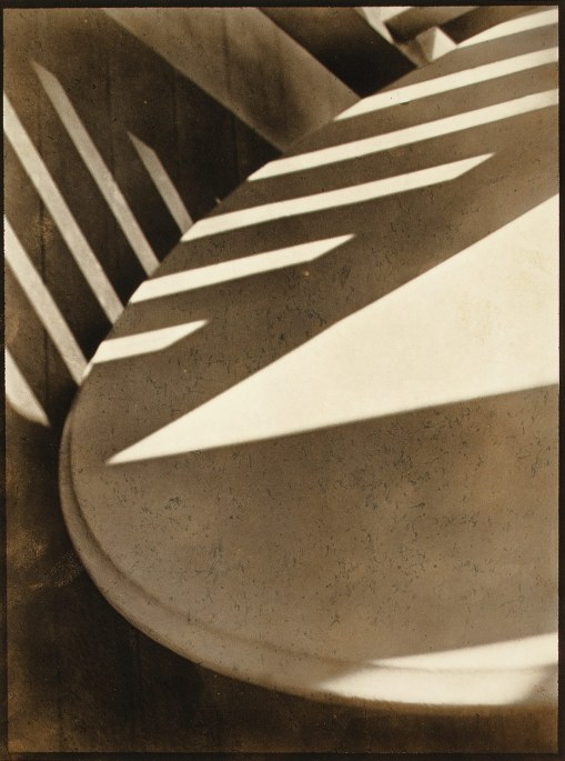 Paul Strand, Abstraction, Twin Lakes, Connecticut, 1916, Silver-platinum print, 32.8 x 24.4 cm, ©1997, Aperture Foundation Inc., Paul Strand Archive.