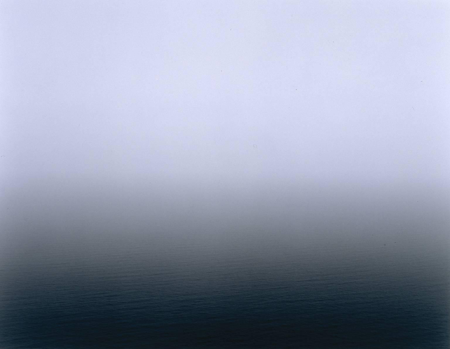 Aegean Sea, Pilion 1990 by Hiroshi Sugimoto born 1948